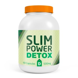 Slim Power Detox 60 cápsulas